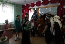 Станция Рождество